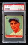 1933 Goudey #163  Luke Sewell  Front Thumbnail