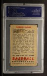 1951 Bowman #318  Warren Hacker  Back Thumbnail