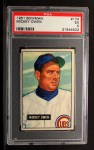 1951 Bowman #174  Mickey Owen  Front Thumbnail