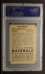 1952 Bowman #43  Bob Feller  Back Thumbnail