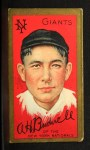 1911 T205 #25  Al Bridwell  Front Thumbnail