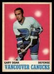 1970 O-Pee-Chee #114  Gary Doak  Front Thumbnail