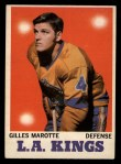 1970 O-Pee-Chee #34  Gilles Marotte  Front Thumbnail