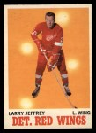 1970 O-Pee-Chee #28  Larry Jeffrey  Front Thumbnail