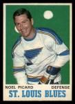 1970 O-Pee-Chee #212  Noel Picard  Front Thumbnail