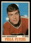 1970 O-Pee-Chee #85  Gary Dornhoefer  Front Thumbnail