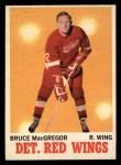 1970 O-Pee-Chee #27  Bruce MacGregor  Front Thumbnail
