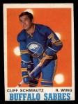 1970 O-Pee-Chee #142  Cliff Schmautz  Front Thumbnail