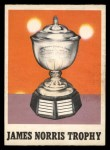 1970 O-Pee-Chee #257   James Norris Trophy Front Thumbnail