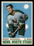 1970 O-Pee-Chee #170  Bobby Rousseau  Front Thumbnail