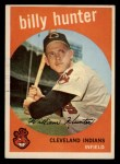 1959 Topps #11  Billy Hunter  Front Thumbnail
