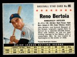 1961 Post #95 BOX Reno Bertoia   Front Thumbnail