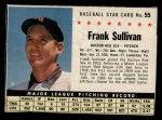 1961 Post #55 BOX Frank Sullivan   Front Thumbnail