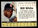 1961 Post #176 BOX Bill White   Front Thumbnail