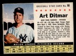 1961 Post Cereal #16 BOX Art Ditmar   Front Thumbnail
