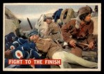 1956 Topps Davy Crockett #78 ORG  Fight to the Finish  Front Thumbnail