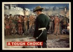 1956 Topps Davy Crockett #62 ORG  Tough Choice  Front Thumbnail