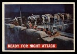1956 Topps Davy Crockett #56 ORG  Ready for Night Attack  Front Thumbnail