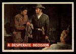 1956 Topps Davy Crockett #52 ORG  Desperate Decision  Front Thumbnail