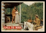 1956 Topps Davy Crockett #2 ORG  Call to War   Front Thumbnail