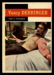 1958 Topps TV Westerns #39   Yancy's Persuader  Front Thumbnail