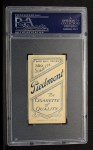 1909 T206 #40  Ted Breitenstein  Back Thumbnail
