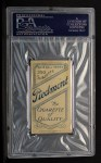 1909 T206  Roy Ellam  Back Thumbnail
