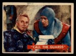 1957 Topps Robin Hood #4   Call The Guards Front Thumbnail