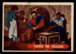1957 Topps Robin Hood #31   Taking The Treasure Front Thumbnail