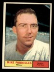 1961 Topps #113  Mike Fornieles  Front Thumbnail