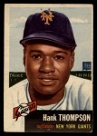 1953 Topps #20  Hank Thompson  Front Thumbnail