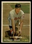 1957 Topps #406  Bob Hale  Front Thumbnail