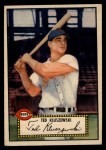 1952 Topps #29  Ted Kluszewski  Front Thumbnail