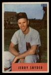 1954 Bowman #216 SS Jerry Snyder  Front Thumbnail