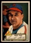 1952 Topps #79 RED Gerry Staley  Front Thumbnail
