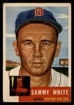 1953 Topps #139  Sammy White  Front Thumbnail