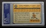 1960 Topps #480  Yogi Berra  Back Thumbnail