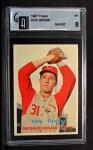 1957 Topps #341  Don Gross  Front Thumbnail