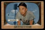 1955 Bowman #4  Eddie Waitkus  Front Thumbnail