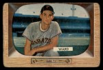 1955 Bowman #27  Preston Ward  Front Thumbnail