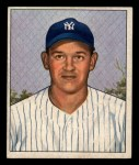 1950 Bowman #138  Allie Reynolds  Front Thumbnail