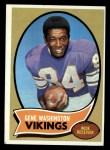 1970 Topps #29  Gene Washington  Front Thumbnail