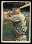 1957 Topps #104  Hank Foiles  Front Thumbnail
