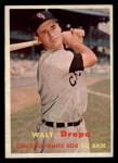 1957 Topps #257  Walt Dropo  Front Thumbnail