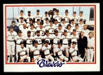 1978 Topps #328   Brewers Team Checklist Front Thumbnail