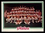 1978 Topps #112   Astros Team Checklist Front Thumbnail
