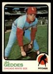 1973 Topps #561  Jim Geddes  Front Thumbnail