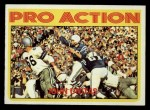1972 Topps #251   -  Johnny Unitas Pro Action Front Thumbnail