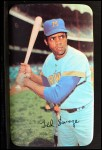 1971 Topps Super,Topps Supers #3  Ted Savage  Front Thumbnail