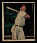 1951 Berk Ross #1 C Ralph Kiner  Front Thumbnail